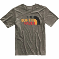 The North Face Boys' Tri-Blend Short-Sleeve Tee - Size S