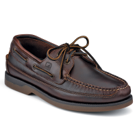 Sperry Men's Mako 2-Eye Canoe Moc Boat Shoes - Size 8.5