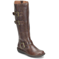 B.o.c. Women's Virginia Tall Boots, Coffee, Wide - Size 7.5