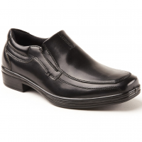 Deer Stags Boys' Wise Slip-On Dress Shoes - Size 13