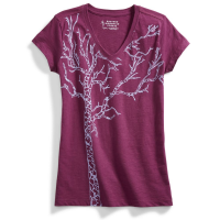 EMS Women's Timber Graphic Tee - Size S