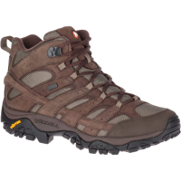 Merrell Men's Moab 2 Mid Waterproof Hiking Boot - Size 10