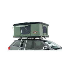 Tepui Hybox Rooftop Tent And Cargo Box