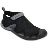 Crocs Women's Swiftwater Mesh Sandals - Size 11