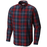 Columbia Men's Cooper Lake Plaid Long-Sleeve Shirt - Size L