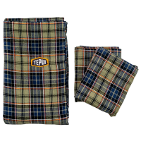Tepui Autana/kukenam 3 Plaid Flannel Fitted Sheets