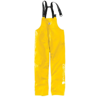 Carhartt Men's Lightweight Waterproof Rainstorm Bib Overalls