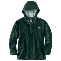 Carhartt Men's Lightweight Waterproof Rainstorm Jacket