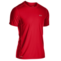 EMS Men's Techwick Trail Run Short-Sleeve Tee - Size M