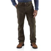 Carhartt Men's Rugged Work Khaki Pants