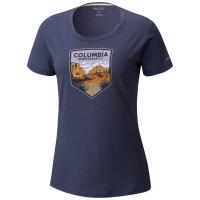 Columbia Women's Columbia Badge Tee - Size M