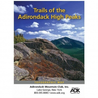 Adirondack Mountain Club High Peaks Map