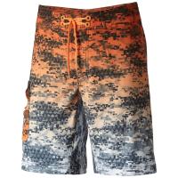 Columbia Men's Pfg Offshore Camo Fade Boardshorts - Size 38