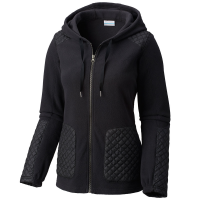 Columbia Women's Warm-Up Hooded Fleece Jacket