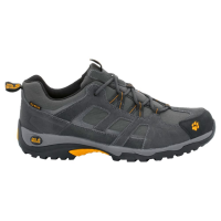 Jack Wolfskin Men's Vojo Low Texapore Hiking Shoes, Burly Yellow - Size 13.5