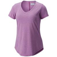 Columbia Women's Willow Beach Short-Sleeve Tee - Size XL