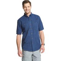 G.h. Bass Men's Salt Cove Short-Sleeve Shirt