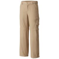 Columbia Boys' Silver Ridge Iii Convertible Pants - Size L
