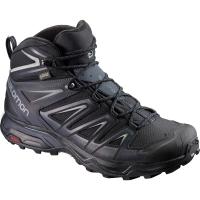 Salomon Men's X Ultra 3 Mid Gtx Waterproof Hiking Boots - Size 8.5