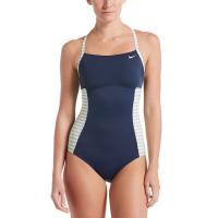 Nike Women's Laser Crossback One-Piece Swimsuit
