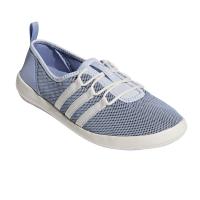 Adidas Women's Terrex Climacool Boat Sleek Shoes, Black/chalk White/matte Silver - Size 8