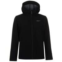 Gelert Men's Softshell Hooded Jacket