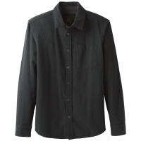 Prana Men's Woodman Lightweight Flannel Shirt - Size L