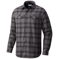 Columbia Men's Silver Ridge Flannel Long-Sleeve Shirt - Size XXL