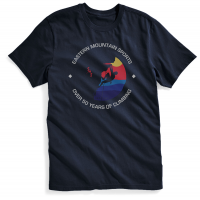 EMS Men's 50 Yrs. Of Climbing Short-Sleeve Graphic Tee - Size M
