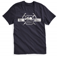 EMS Mens' Mattok Axe Short-Sleeve Graphic Tee - Size M
