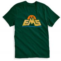 EMS Men's New Logo Short-Sleeve Graphic Tee - Size M