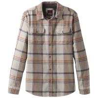 Prana Men's Lybeck Flannel Long-Sleeve Shirt - Size S