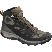 Salomon Men's Outline Mid Gtx Waterproof Hiking Boots - Size 8.5