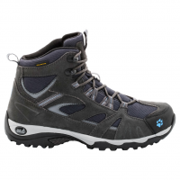Jack Wolfskin Women's Vojo Mid Texapore Waterproof Hiking Boots, Light Sky - Size 12