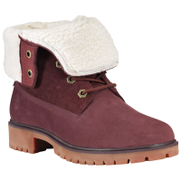 Timberland Women's Jayne Waterproof Fleece Fold-Down Boots - Size 7