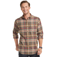 G.h. Bass & Co. Men's Fireside Plaid Flannel