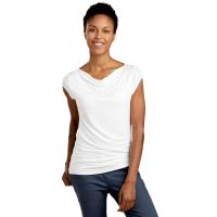Toad & Co. Women's Susurro Duo Short-Sleeve T-Shirt - Size XL