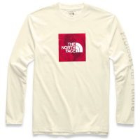 The North Face Men's Recycle Material Long-Sleeve Tee - Size S