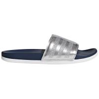 Adidas Women's Adilette Cloudfoam Explorer Slides - Size 9