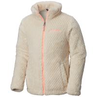 Columbia Big Girls' Fluffy Fleece Full-Zip Jacket