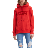 Levis Women's Graphic Fleece Sports Hoodie