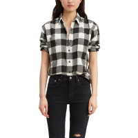 Levi's Women's Long-Sleeve Utility Shirt