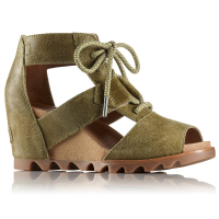Sorel Women's Joanie Lace Wedge Sandals - Size 7.5