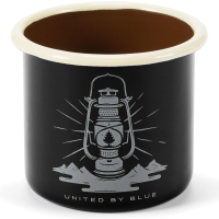 United By Blue Enamel Steel Mug