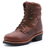 Chippewa Men's 75323 Logger St. Insulated Waterproof 400 Grm Boots, Wide