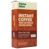 Alpine Start Dirty Chai Latte Instant Coffee