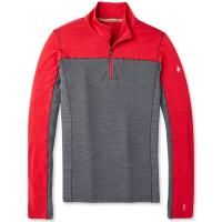 Smartwool Men's Merino Sport 250 Long-Sleeve 1/4-Zip Pullover