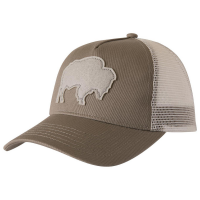 Mountain Khakis Men's Bison Patch Trucker Hat