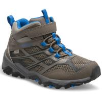 Merrell Little Kids' Moab Mid Waterproof Hiking Boots