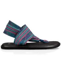 Sanuk Women's Yoga Sling 2 Prints Sandals - Size 11